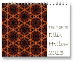 The Year at Ellis Hollow 2013 calendar