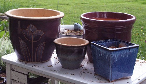pots from charles