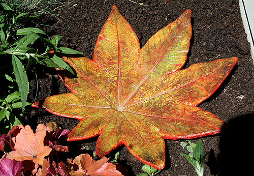 artificial leaf research paper Artificial flowers are imitations of natural leaf and petal textures the journal ethnobotany research and applications published a tongue-in-cheek paper.