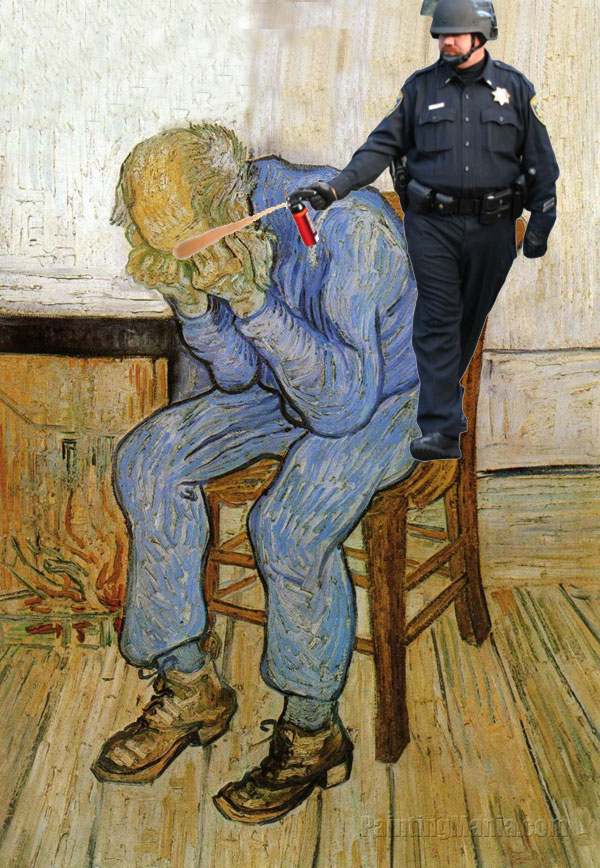 van gogh pepper spray